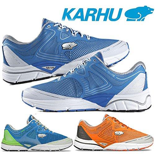 KARHU, Fluid 5 MRE, Scarpe running uomo, Exuberance/DDGrey/Fade, 43,5