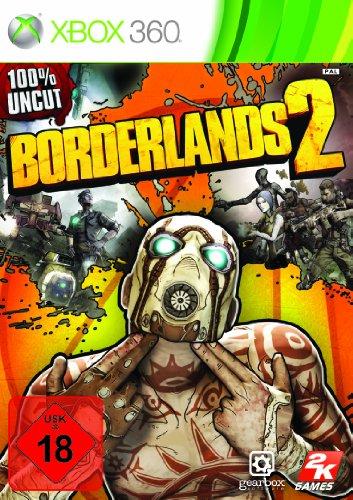 Borderlands 2 (100{b3283a73ba4bcb65ca71bbc6972f6bf052b7e077b26212cd846c361590c844fe} uncut) - [Xbox 360]