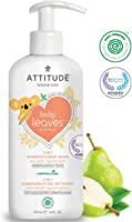 Attitude Baby Leaves 2In1 Natural Shampoo - Pear Nectar - 473 ml