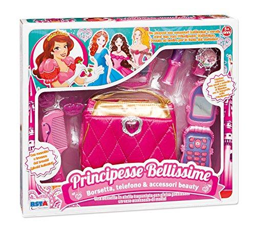 Rstoys 9574 - Set Borsetta Principesse Bellissime con Accessori