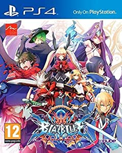BlazBlue: Central Fiction UK /PS4 UK (Multilingue)