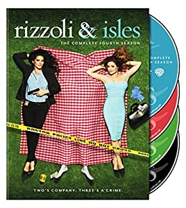 Rizzoli & Isles: The Complete Fourth Season [DVD] [Region 1] [US Import] [NTSC]