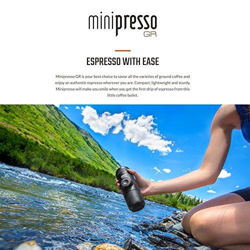 Minipresso Espresso-Maschine to Go - 2