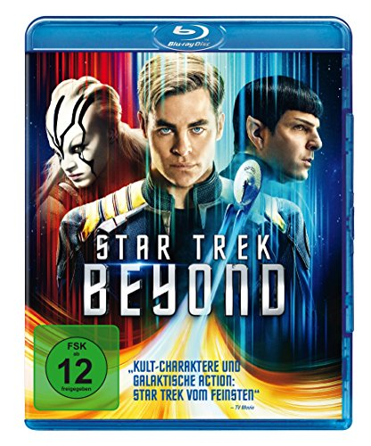 Star Trek 13 - Beyond [Blu-ray] (Der Pine-deep)
