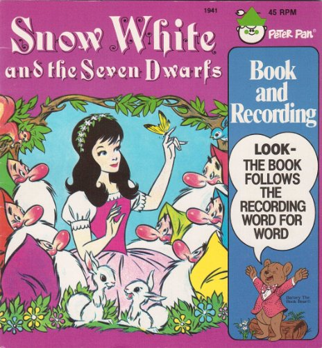 snow-white-and-the-seven-dwarfs-peter-pan-fun-to-read-english-edition