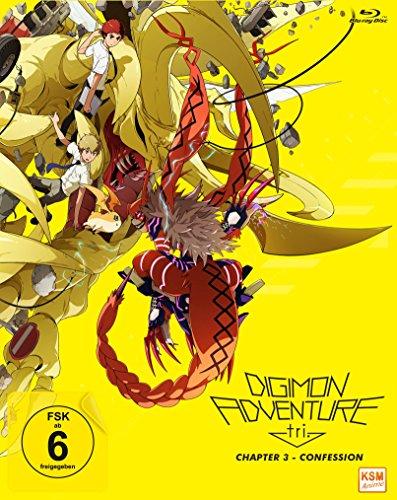 Digimon Adventure tri. Chapter 3 - Confession [Blu-ray]