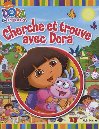Cherche et trouve avec Dora