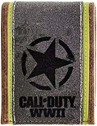 Cartera de Call of Duty WWII Case-Ref 07222009 Marrón
