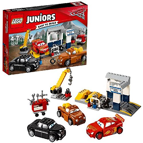 LEGO Juniors - Taller de Smokey (10743)