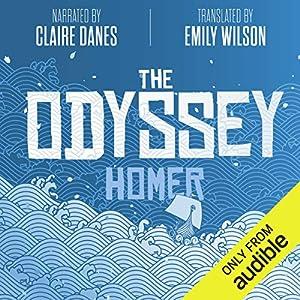 The Odyssey (Audio Download): Amazon co uk: Homer, Emily