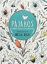Pájaros: Libro para colorear par Begay