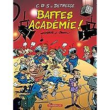 C.R.S. Détresse, tome 11 : Baffes Académie