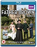 Father Brown - Series 2 - BBC [Blu-ray] [UK Import]