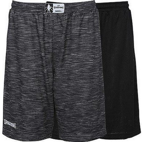 rsible Shorts Herren, grau Melange/Schwarz, M ()
