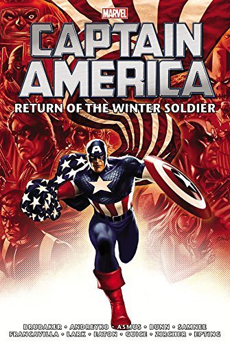 Captain America: Return Of The Winter Soldier Omnibus