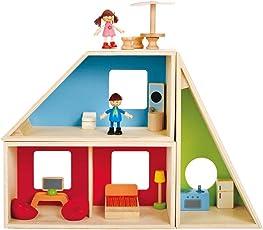 Hape International Happy Family - Geometrics Play House