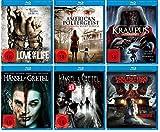 DVD Cover '10er Horror Splatter Blu-ray Edition
