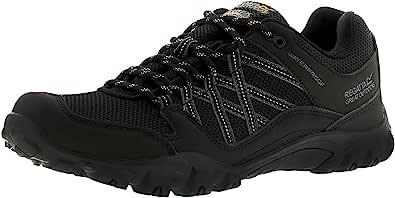 Regatta Men's Edgepoint Iii' Waterproof Walking Shoes Low Rise Hiking Boots
