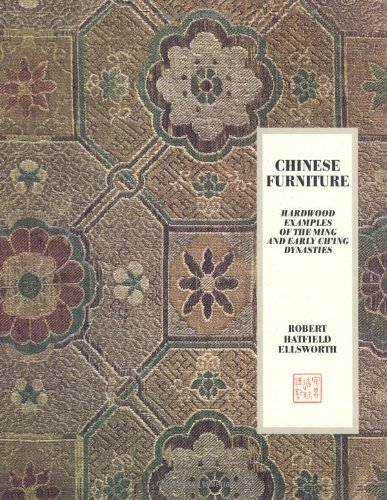 Chinese Furniture: Hardwood Example of the Ming and Early Ch\'ing Dynasty