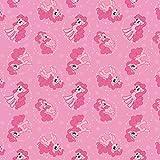 Unbekannt My Little Pony Stoff-0,5Meterware-von