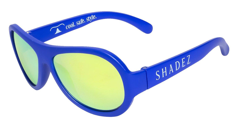 Shadez Blue Baby - Gafas de sol para niño, 0-3 años 1