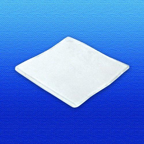 Silipos Gel Quadrate   10cm x 10cm   Mit Selbstklebender Rückseite   Vielseitig Druck- und Reibungsschutz - Kann Zugeschnitten Werden X 10 Quadrat