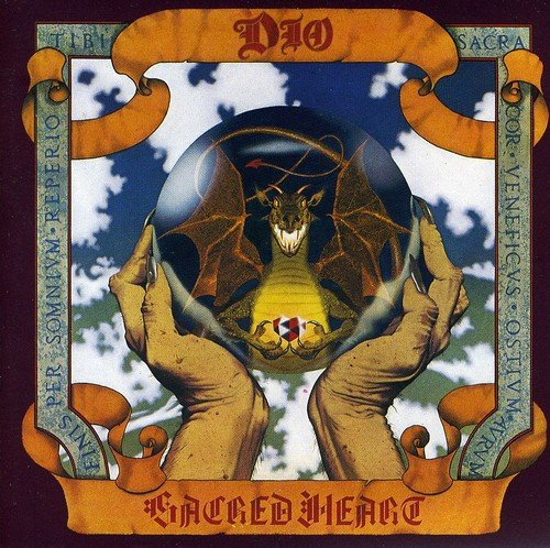 Dio: Sacred Heart (Audio CD)