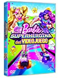 Barbie Superheroina Del Videojuego [DVD]