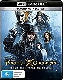 Pirates Of The Caribbean - Dead Men Tell No Tales [4K Ultra UHD + Blu-ray]
