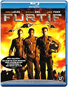 Furtif [Blu-ray] [Import belge]