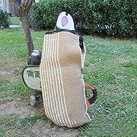 Myyxt Manchons de morsure de battement Ajouter la doublure de vachette Bras de protection Produits pour animaux de compagnie