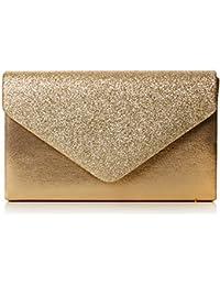 08319a900d Swankyswans Femme Kelly Paillettes enveloppe Pochette de soirée fête Bal  Sac ...