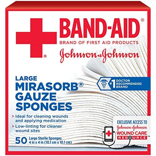 band-aid-large-mirasorb-gauze-sponges-50-count
