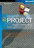Microsoft Office Project pour l'entreprise - Gardez vos projets sur les rails !