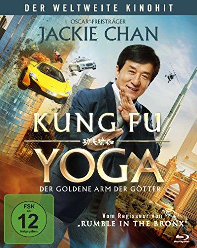 Kung Fu Yoga – Der goldene Arm der Götter [Blu-ray]