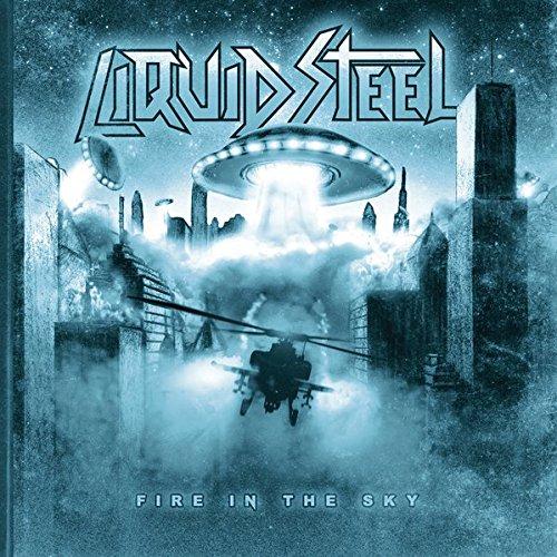 Liquid Steel: Fire In The Sky (Audio CD)