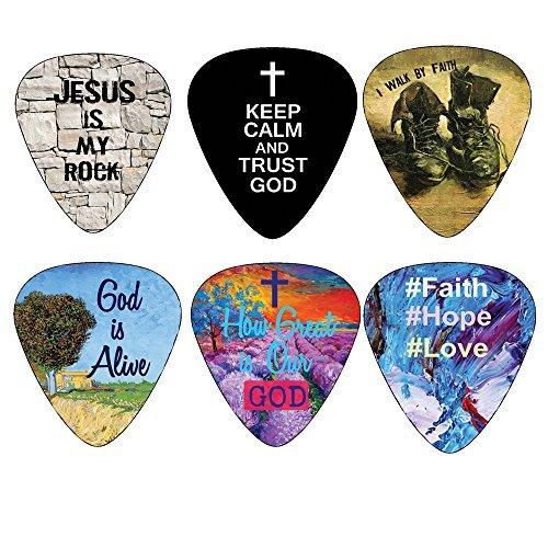 christian-guitar-picks-12-pack-bible-inspirational-messages-celluloid-medium-by-neweights-best-gift-