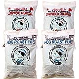 Mix 10kg Hardwood Lumpwood Charcoal   20kg BBQ Charcoal Briquettes (30kg total)