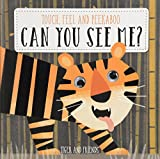 Can You See Me? Tiger and Friends (Peek a Boo Touch & Feel)