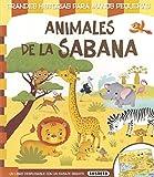 Animales de la sabana (Paisajes desplegables)