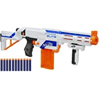 Nerf N-Strike Retaliator Elite Blaster, Ages 8 And Up