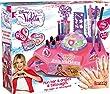 Lansay - 25205 - Maquillage - Mon Bar � Ongles Et Tatouages - Violetta