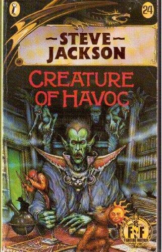 Creature of havoc