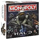 Monopoly Halo - der Ego-Shooter trifft auf das bekannte und beliebte Brettspiel! Gesellschaftsspiel, Familienspiel, Strategiespiel