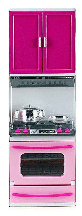 Mini Kitchen Set | Buy Tickles Pink Mini Kitchen Set With Gas Stove And Utensil Toy