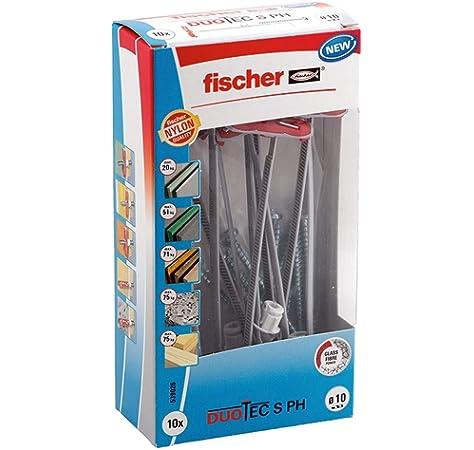 Fischer Kippd/übel KD 3 K SB-Karte 2 x Federklappd/übel 082181 Inhalt