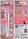 Sanrio Hello Kitty sviluppo dei bambini posate: cleverstix. com formazione bacchette per abilità motorie