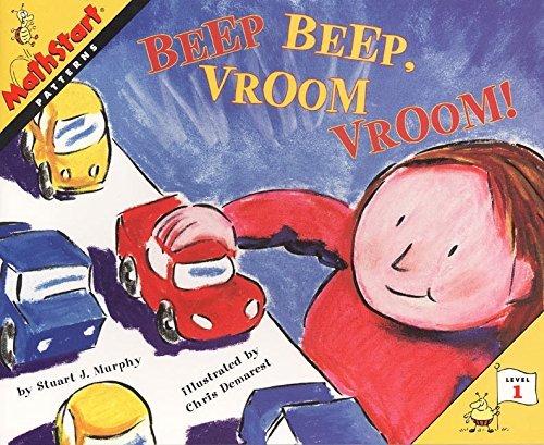 Beep Beep, Vroom Vroom! (Great Source Mathstart) by Stuart J. Murphy (2000-11-15)