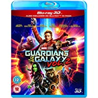 Guardians of the Galaxy Vol.2 3D BD