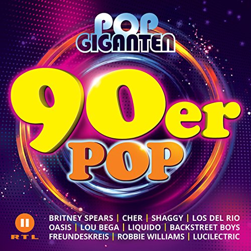 Pop Giganten 90er Pop [Explicit]